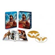 【初回仕様】ワンダーウーマン ブルーレイ&DVDセット(2枚組/ブックレット付)