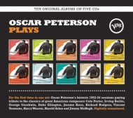 Oscar Peterson Plays (5CD)