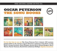 Oscar Peterson The Song Books (5CD)