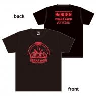 限定Tシャツ(ブラック×レッド)S