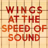 At The Speed Of Sound (帯付/国内仕様輸入盤/ブラック・ヴァイナル仕様/180グラム重量盤レコード)