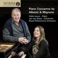 Piano Concerto, 1, Etc: Iruzun(P)Van Steen / Rpo +francisco Mignone: Concerto, Etc