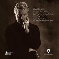 エルガー:エニグマ変奏曲、チャドウィック:交響的素描 アンドルー・コンスタンティン&BBCウェールズ交響楽団
