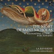聖ニコラオスの夜に〜中世音楽にみるサンタクロースの起源 アンサンブル・ラ・レヴェルディ