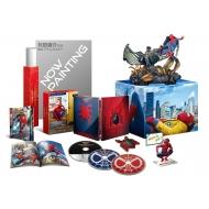 スパイダーマン:ホームカミング プレミアムBOX (2D+3D+4K ULTRA HDブルーレイ)(村田雄介描き下ろし 日本限定B3ポスター封入)【3,000セット限定】
