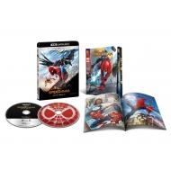 スパイダーマン:ホームカミング 4K ULTRA HD & ブルーレイセット【初回生産限定】