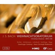 クリスマス・オラトリオ ハンス=クリストフ・ラーデマン&ゲヒンガー・カントライ(2CD)