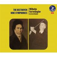 交響曲全集 ヴィルヘルム・フルトヴェングラー(第1,3-9番)、エーリヒ・クライバー(第2番)(5CD)
