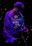 TAEMIN THE 1st STAGE NIPPON BUDOKAN 【初回限定盤】 (Blu-ray)