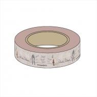 マスキングテープ エド&アル / サンリオ×鋼の錬金術師