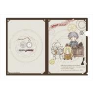 クリアファイルPICTURE BOOK / サンリオ×鋼の錬金術師 / サンリオ×鋼の錬金術師