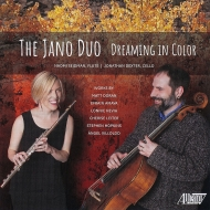 Duo-instruments Classical/Dreaming In Color-music For Flute & Cello: Seidman(Fl) J.dexter(Vc)