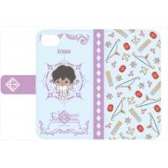 手帳型iPhoneケース(6、6s、7、8対応)アルジュナ Fate/Grand Order【Design Produced By Sanrio】