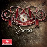 Millennia Musicae Quartet: S.phillips, B.douglas, Stravinsky-music For Violin, Clarinet, Basson & Piano