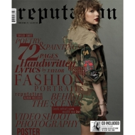 Reputation Deluxe Vol 2 (Deluxe Magazine+CD)