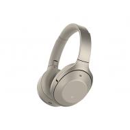 1000xシリーズ  ヘッドバンドタイプ  Bluetooth(Ldac) ノイズキャンセリング Hi-res シャンパンゴールド