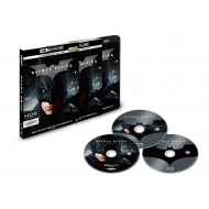 バットマン ビギンズ <4K ULTRA HD&ブルーレイセット>(3枚組)