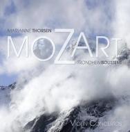 【LP】 モーツァルト:ヴァイオリン協奏曲第4番, 第3番/トゥーシェン他