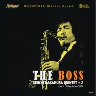 Boss : Live In 5 Days In Jazz 1974 (高音質盤/180グラム重量盤レコード/Harmonix Master Sound)