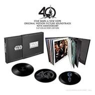 スター・ウォーズ エピソード4/新たなる希望 Star Wars: A New Hope サウンドトラック (3枚組アナログレコード/Walt Disney)