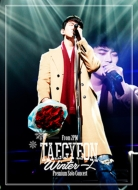 "TAECYEON (From 2PM)Premium Solo Concert ""Winter 一人"" 【通常盤】 (DVD)"