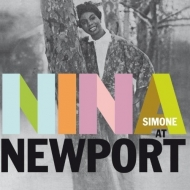 Nina At Newport (アナログレコード/DOL)