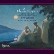 歌曲集 第4集 ルーシー・クロウ、クリストファー・マルトマン、マルコム・マルティノー