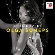 ピアノ協奏曲第1番、『くるみ割り人形』組曲(ピアノ版)、他 オルガ・シェプス、カルロス・ドミンゲス=ニエト&ケルンWDR交響楽団