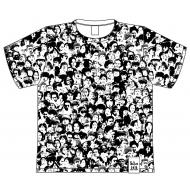 キャラフルTシャツ (XL)/ 勇者ヨシヒコ ダイブイキタクナルツアー