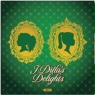 J.Dilla's Delights V.1 (グリーン・ヴァイナル仕様)【2017 RECORD STORE DAY BLACK FRIDAY 限定盤】 (アナログレコード)