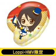 ダイカットクッション(ミカ マーチングバンドVer.)/ ガールズ&パンツァー最終章【Loppi・HMV限定】