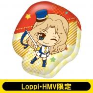 ダイカットクッション(ケイ マーチングバンドVer.)/ ガールズ&パンツァー最終章【Loppi・HMV限定】