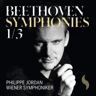交響曲第3番『英雄』、第1番 フィリップ・ジョルダン&ウィーン交響楽団