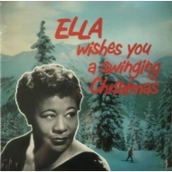 Ella Wishes You A Swinging Christmas (アナログレコード/DOL)