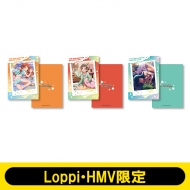 クリアファイルセット(Angel)【Loppi・HMV限定】 / アイドルマスター ミリオンライブ!