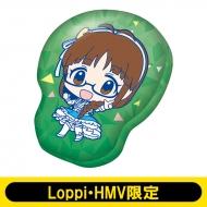 オリジナルダイカットクッション(秋月律子)【Loppi・HMV限定】 / アイドルマスター