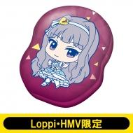 オリジナルダイカットクッション(四条貴音)【Loppi・HMV限定】 / アイドルマスター