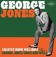 Salutes Hank Williams / George Jones Sings Bob Wills