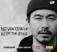 HISTORY ON TADASHI FUSE  NEVER GIVE UP KEEP THE STYLE