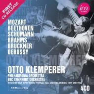 オットー・クレンペラー秘蔵音源集 1955-56年 フィルハーモニア管弦楽団、BBC交響楽団(4CD)