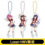 アクリルキーホルダーセット(全3種・6個1BOX入り)【Loppi・HMV限定】 / アイドルマスター ミリオンライブ!