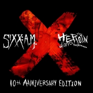 Sixx:A.M. /Heroin Diaries Soundtrack: 10th Anniversary (Colored Vinyl)