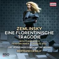 『フィレンツェの悲劇』全曲 ベルトラン・ド・ビリー&ウィーン放送響、ハイディ・ブルンナー、ヴォルフガンク・コッホ、チャールズ・リード(2010 ステレオ)