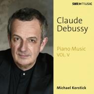 ピアノ曲集第5集〜練習曲集、喜びの島、仮面、他 ミヒャエル・コルスティック