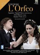 『オルフェオ』全曲 ミーンセン演出、ラファエル・ピション&ピグマリオン、ワンロイ、アスプロモント、他(2016 ステレオ)(+DVD)