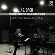 ヴァイオリン・ソナタ集 イザベル・ファウスト、クリスティアン・ベズイデンホウト(2CD)