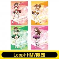 A4クリアファイルセットA(4枚1セット) / アイドルマスターステラステージ 【Loppi・HMV限定】