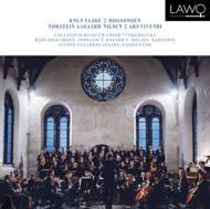 Hogsongen: E.g.jensen / Collegium Musicum Cho & O +aagaard-nilsen: Ars Vivendi