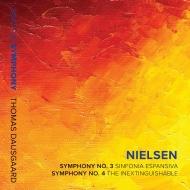 交響曲第4番『不滅』、第3番『広がりの交響曲』 トーマス・ダウスゴー&シアトル交響楽団