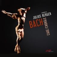バッハ:無伴奏チェロ組曲全曲、ケージ:『ONE8』よりコラール ユリウス・ベルガー、インマヌエル・ユン・ベルガー(3CD)